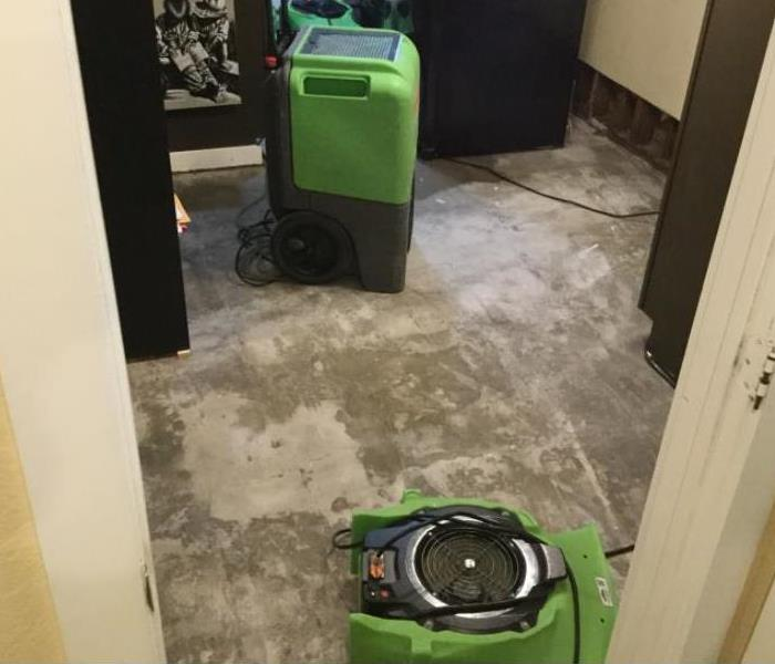 Water Damage in Houston, TX