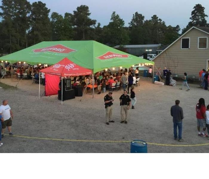 2017 7th Annual SERVPRO Spring/Tomball Mud Bug Bash