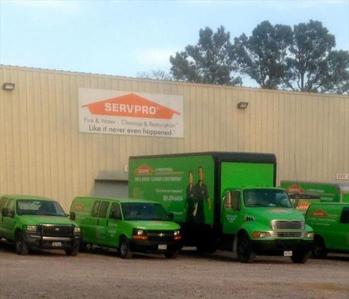 Why SERVPRO About us!