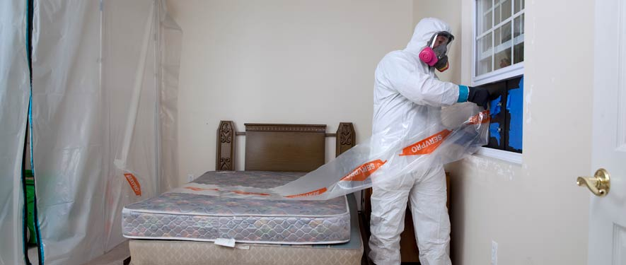 Spring, TX biohazard cleaning