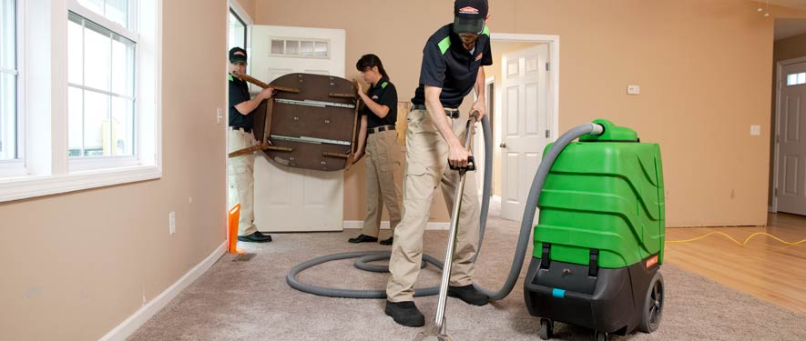 Spring, TX residential restoration cleaning
